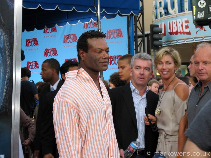 Christopher Judge - Images Gallery